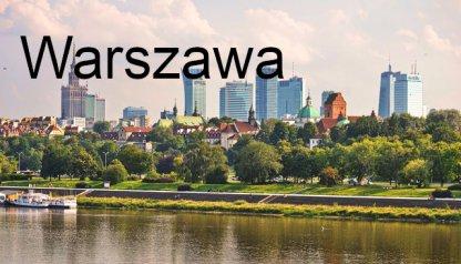 Warszawa. Foto: Immortal shots, Pexels.