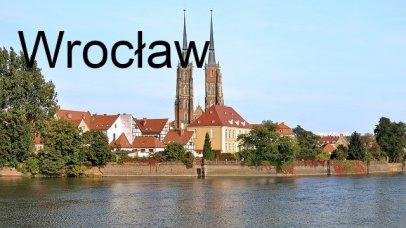 Wrocław. Foto: Makalu, Pixabay.