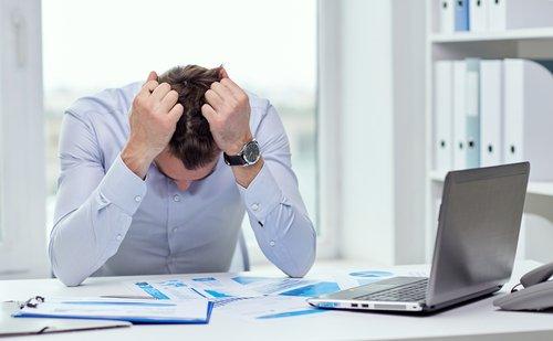 Stres. Foto: Shutterstock.