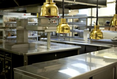 Pusta kuchnia. Foto: Shutterstock.