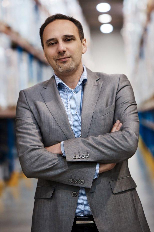 Adam Drozdowski z zarządu Partner Center. Zdjęcie: materiały prasowe.