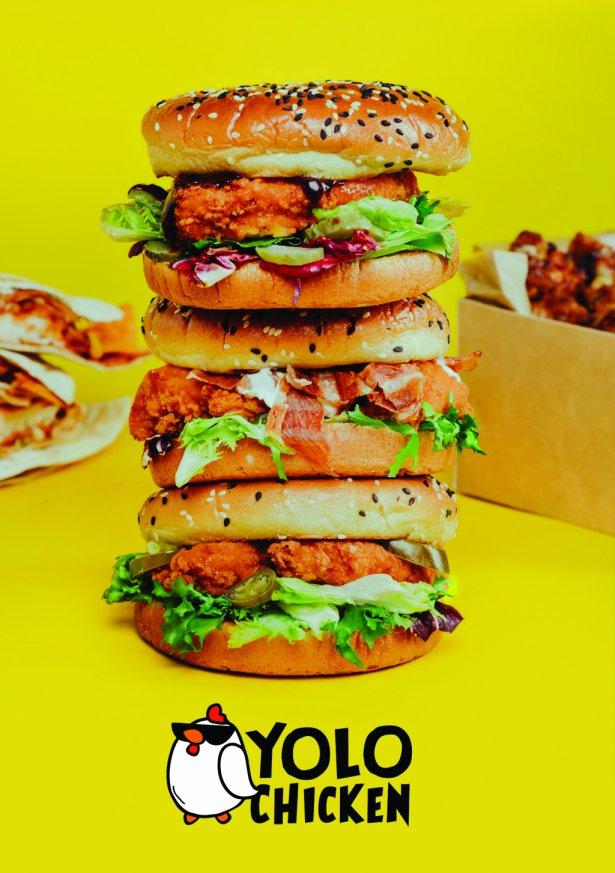 Yolo Chicken od Sfinks Polska. Zdjęcie: materiały prasowe.
