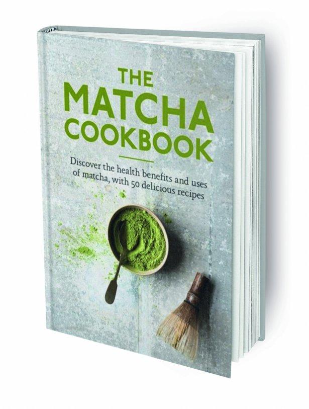 """The Matcha Cookbook"" Nicole Pisani i Kate Adams. Foto: materiały prasowe."