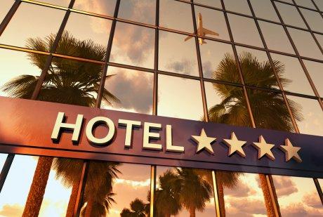 Hotel. Foto: Shutterstock.