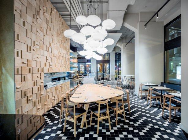 Restauracja Dinette. Foto: materiały prasowe.