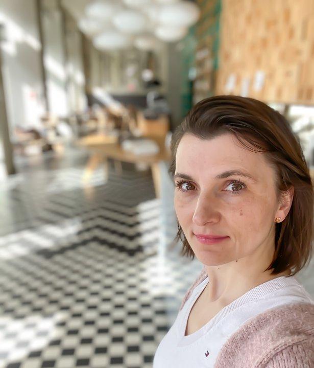 Jolanta Jurkowlaniec, właścicielka wrocławskiego bistro Dinette. Foto: archiwum prywatne.