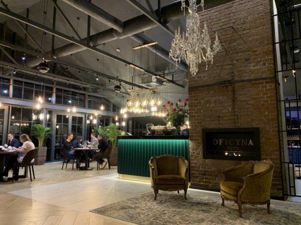 Restauracja Oficyna. Foto: materiały prasowe.