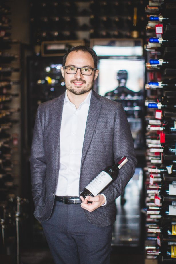 Adam Pawłowski. Foto: Ignacy Matuszewski.