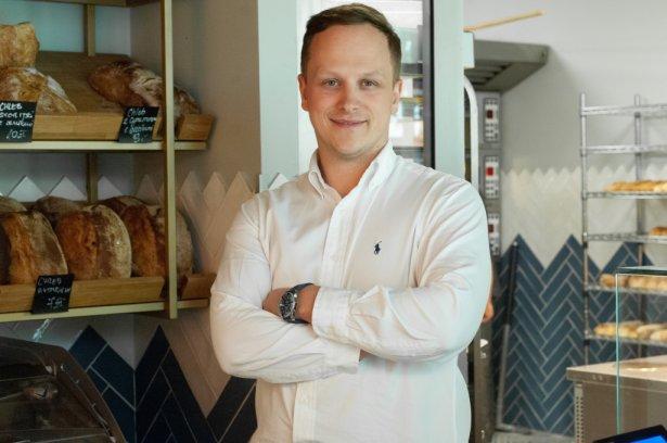 Prezesem Enata Bread został Bartłomiej Rychcik. Zdjęcie: materiały prasowe.