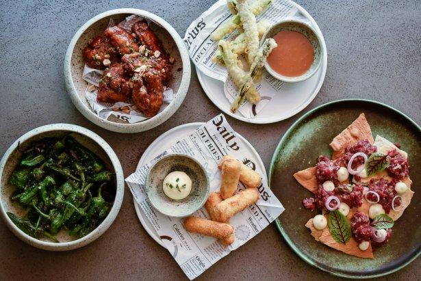 Nowe menu w Bez Tytułu w stylu comfort food. Zdjęcie: materiały prasowe.