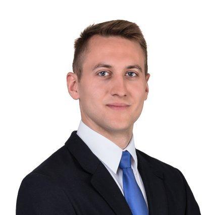 Marek Ruciński, specjalista w kancelarii prawnej Grant Thornton. Zdjęcie: materiały prasowe.