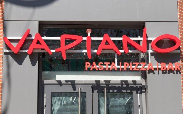 Marka Vapiano to restauracje z pizza i makaronami. Zdjęcie: Shutterstock.com.