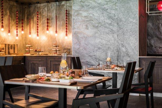 Hotelowa restauracja Eleonora. Zdjęcie: materiały prasowe.