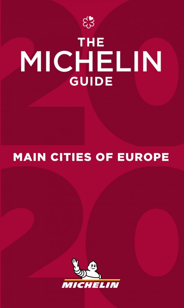 """Michelin """"Main Cities of Europe 2020"""". Zdjęcie: materiały prasowe."""