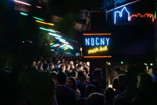 Nocny Market w Warszawie. Zdjęcie: materiały prasowe.