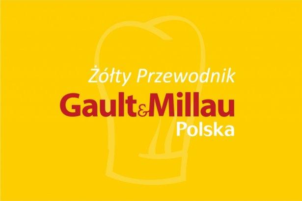 Żółty Przewodnik Gault&Millau Polska. Zdjęcie: materiały prasowe.