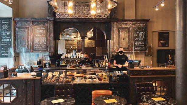 Green Caffè Nero na Brackiej w Krakowie. Zdjęcie: materiały prasowe.