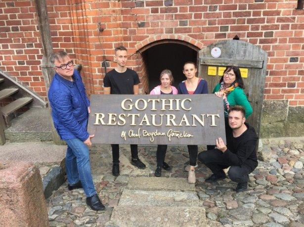 Zamknięcie Gothic Cafe na zamku w Malborku. Zdjęcie: materiały prasowe.