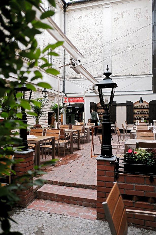 Restauracja Podwale 25 Kompania Piwna. Zdjęcie: materiały prasowe.