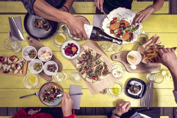Oferta Bistro Taste. Zdjęcie: FLASH GROUP Błażej Pszczółkowski.
