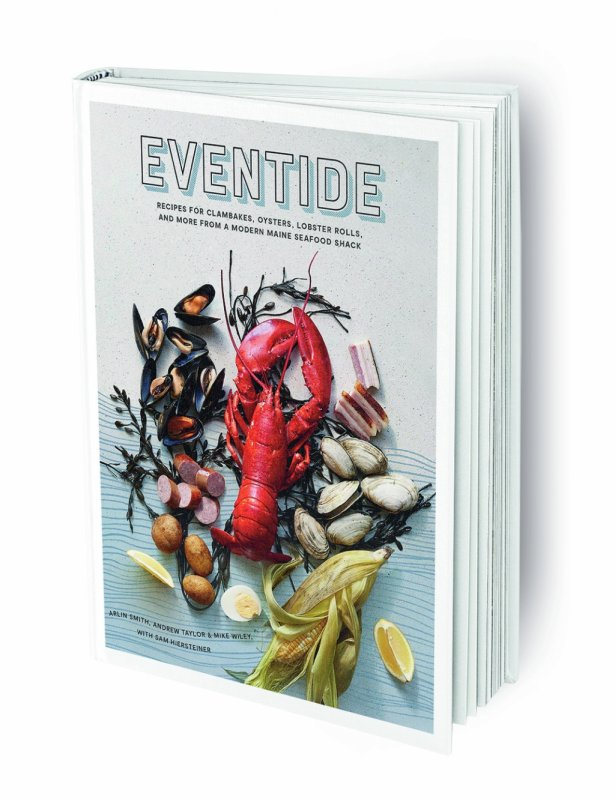 """Eventide: Recipe for Clambakes, Oysters, Lobster Rolls and More from a Modern Maine Seafood Shack"". Foto: materiały prasowe."