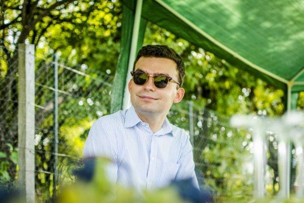 Radosław Froń. Zdjęcie: materiały prasowe.