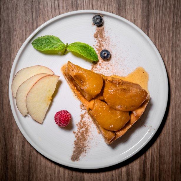 Deser w Restauracji Mykonos. Zdjęcie: materiały prasowe.