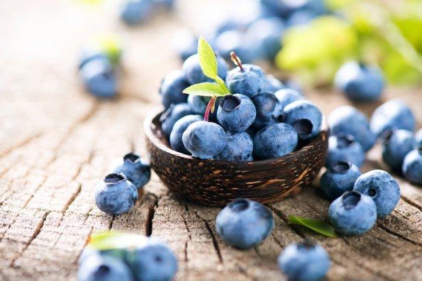 Borówka amerykańska. Zdjęcie: Shutterstock.com.