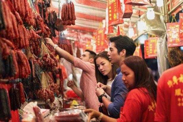 Podczas Virtual Food Tours widzowie odkryją urocze dzielnice Singapuru. Zdjęcie: materiały prasowe.